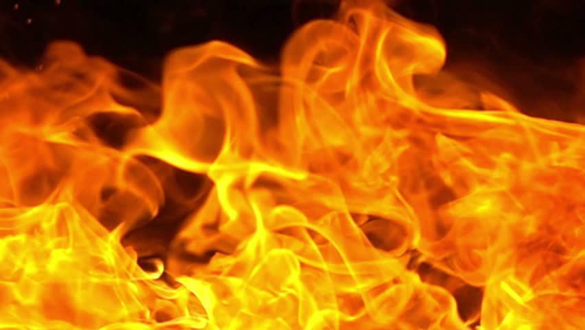 Fire 960fps 26 Slow Motion x32