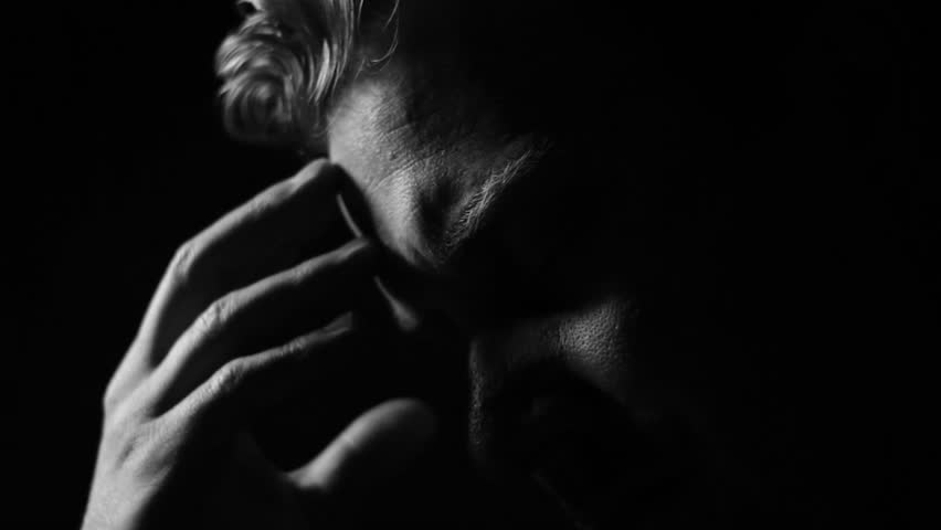 Adult Male With Mental Health Issues Including Depression