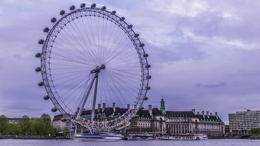 United Kingdom Ferris Wheel