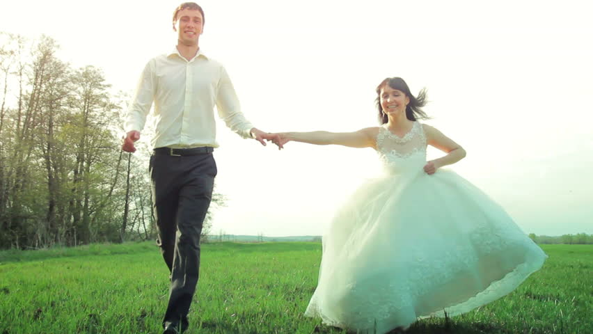 Swell Young Beautiful Couple Bride And Stock Footage Video 100 Royalty Free 11354150 Shutterstock Download Free Architecture Designs Scobabritishbridgeorg