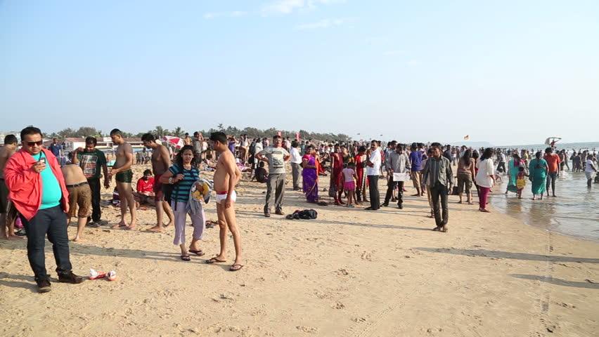 Vídeo stock de Goa, India - 25 January (100% livre de direitos) 11500340 | Shutterstock