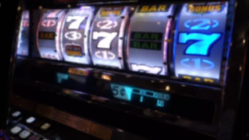 Blurred background of slot machine spinning | Shutterstock HD Video #11575580