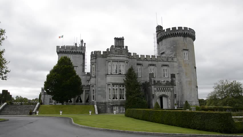 Dromoland castle dress code