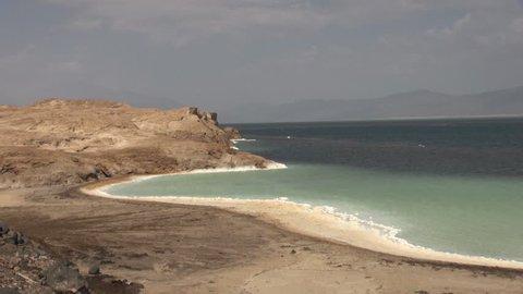 Djibouti Lac Abbe view