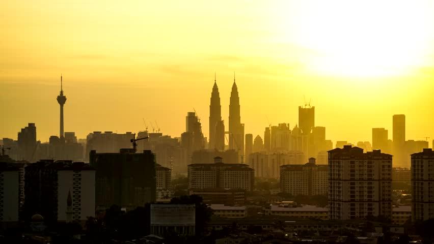 Kuala Lumpur Malaysia 6th Stock Footage Video 100