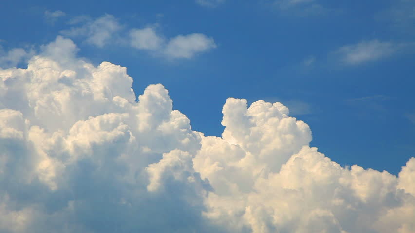 cloud and sky timelapse