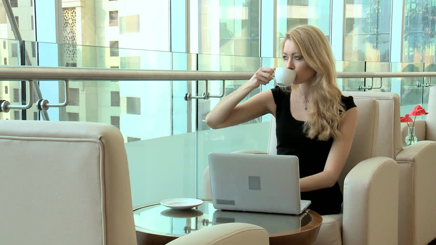 Office blonde russian women net