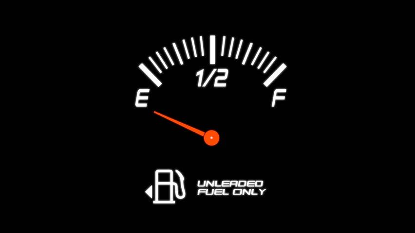 Header of fuel tank
