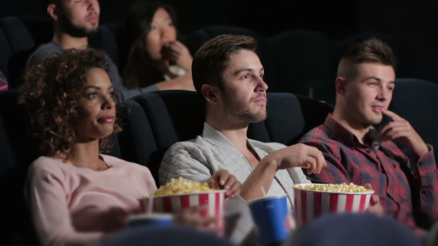 Image result for watching a movie
