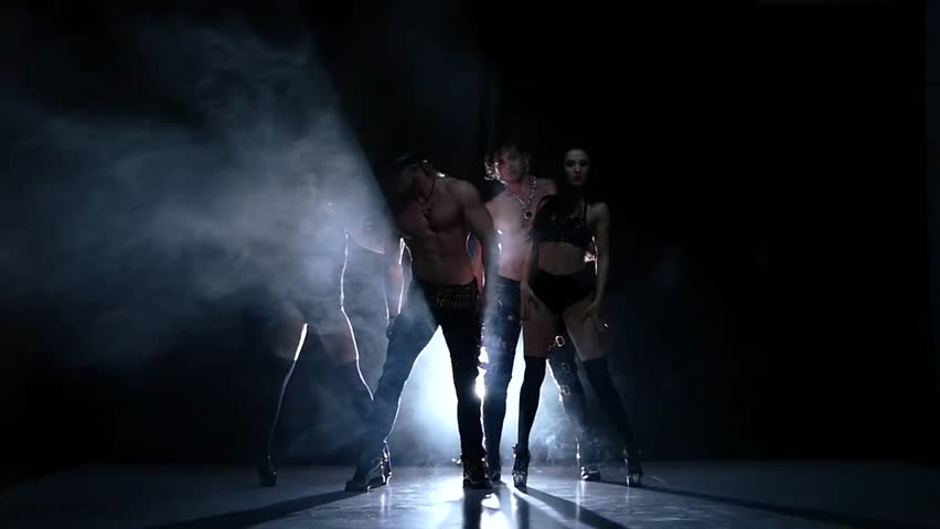 Nude night party videos
