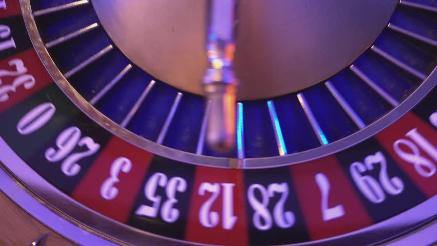Roulette Wheel in a casino - 16 red wins   Shutterstock HD Video #12838070
