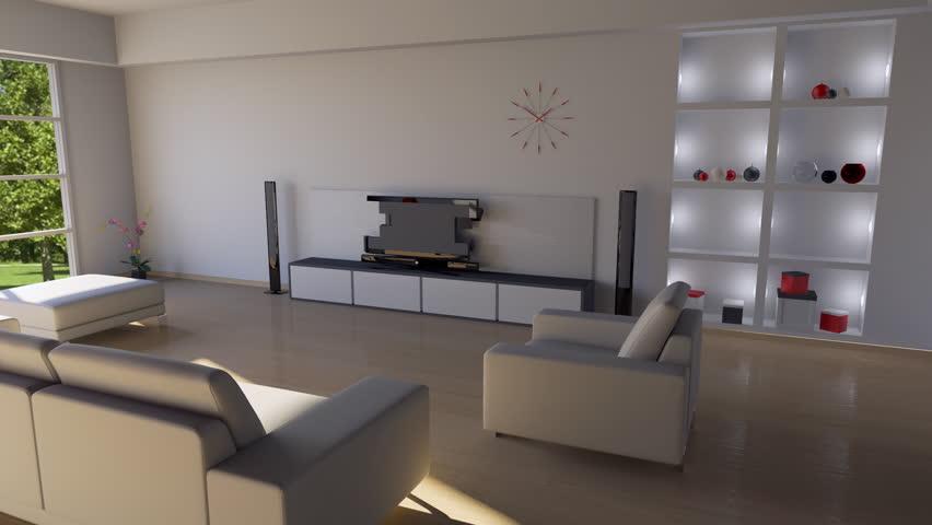 Interior Design Stock Footage Video