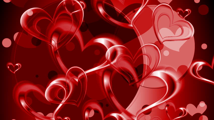 valentine day graphic design with red hearts video animation hd 1920x1080 stock footage video 13070420 shutterstock - Valentines Day Videos