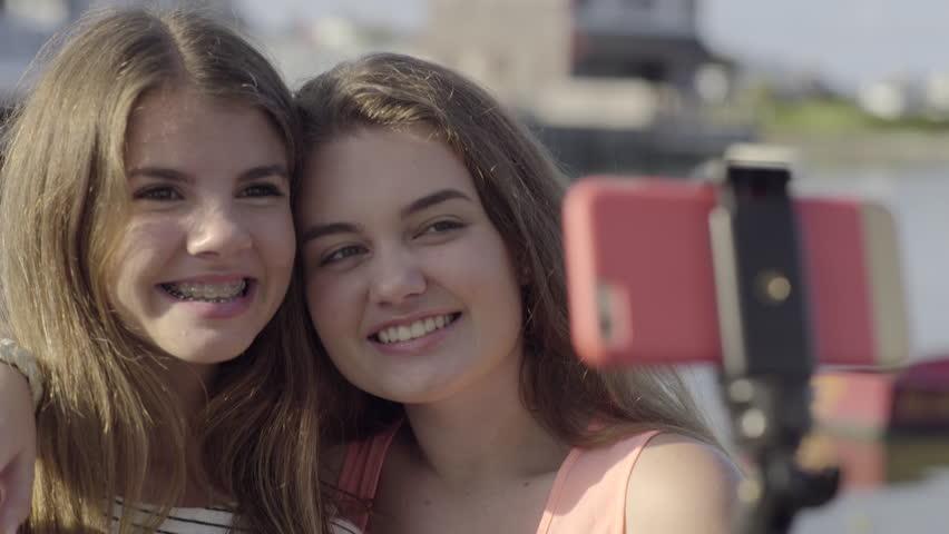 Sexy Teen Selfie Videos