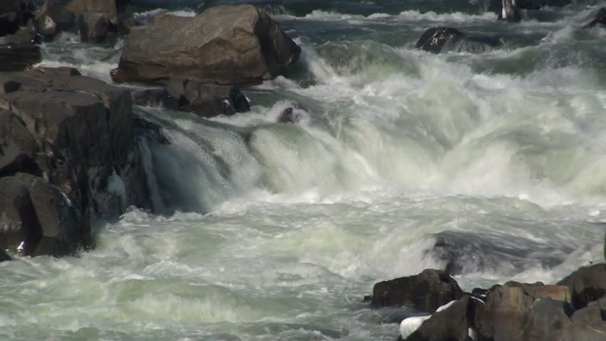 HD footage of Great Falls Virginia