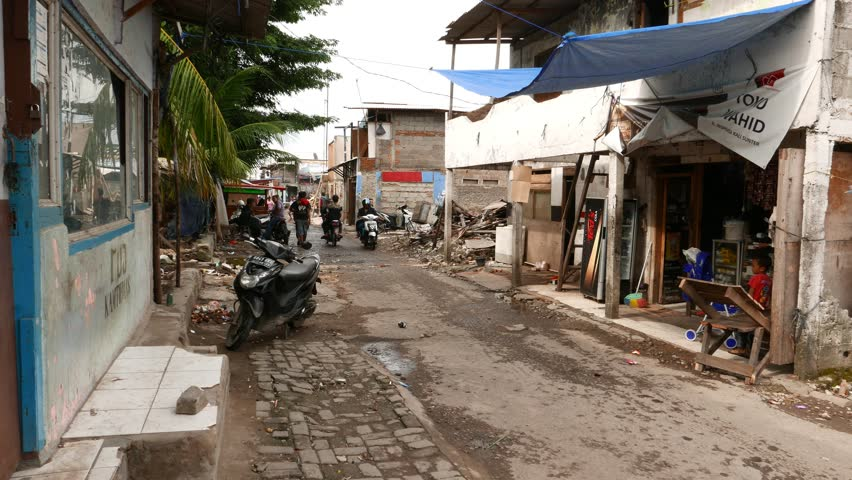 ghetto Indonesia