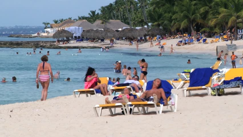 La Romana Dominican Republic Stock Footage Video 100 Royalty Free 13391900