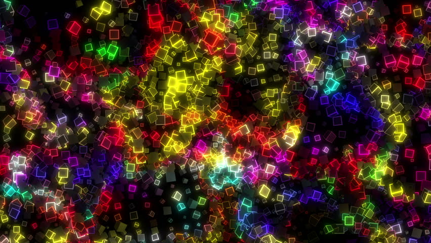 Neon Cubes is Seamless Motion Stock Footage Video (100% Royalty-free)  13410290 | Shutterstock