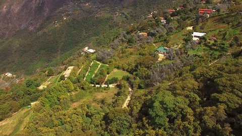 """Galipan a town located on the northern slopes of the central stretch of the Cordillera de la Costa, north of Caracas, Venezuela, in the highest area called """"El Avila National Park."""""""