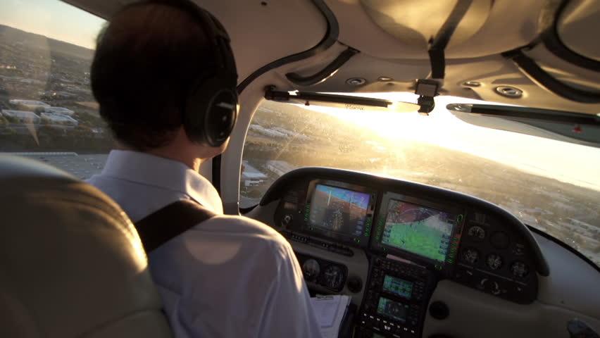Header of Airplane Pilot