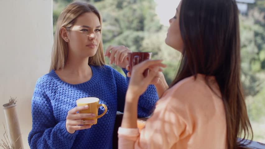 a quarrel with a friend