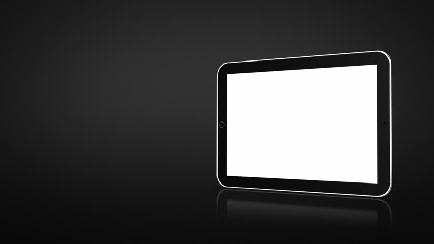 Mini tablet animation alpha matte 2 videos in 1 file highly tablet animation alpha matte 2 videos in 1 file highly detailed tablet spinning voltagebd Choice Image
