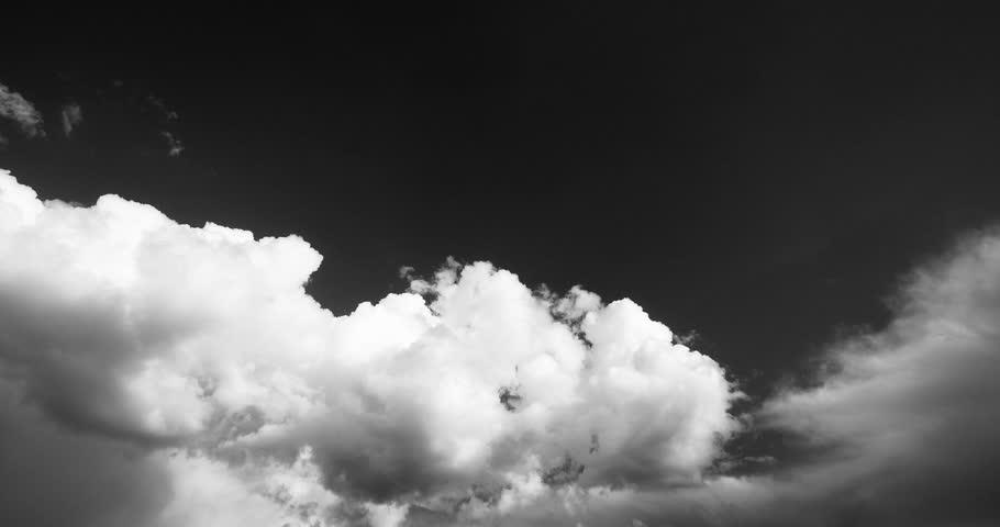 4k Panoramic of time lapse white puffy cloud mass in sky,heaven scene,mushroom-cloud,Tibet plateau climate. gh2_09046_4k