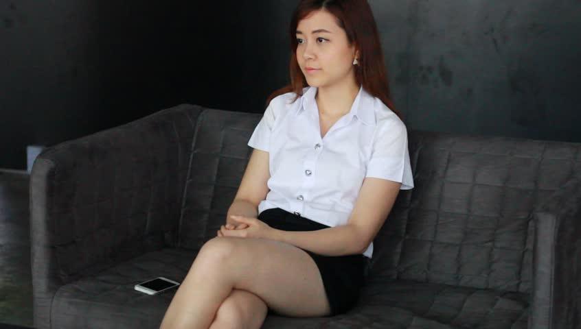 Student woman sex hd
