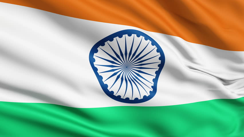 For Indian Flag Hd Animation: Stock Footage Video 663292