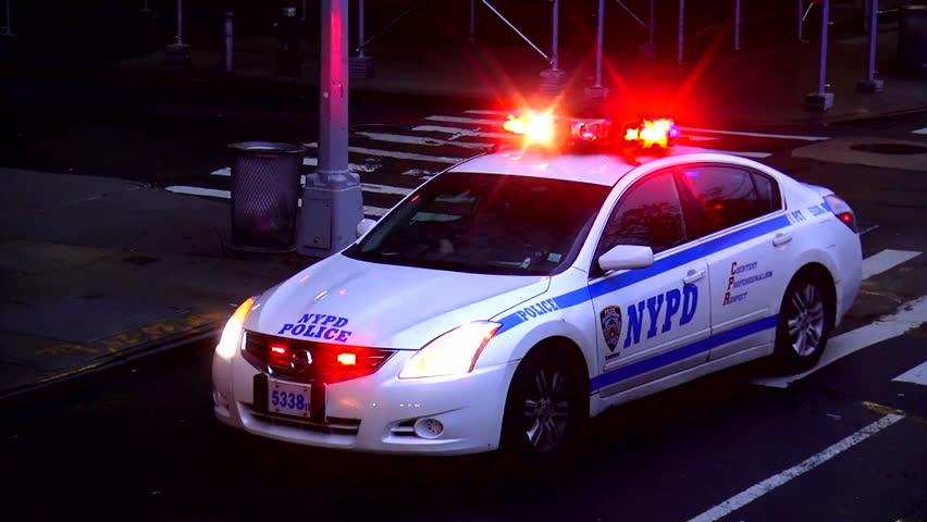 Police car verkauf