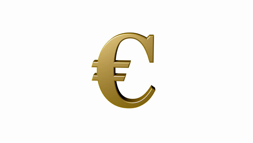 Stock Video Of Euro Currency With Different Signs Euro 9890549