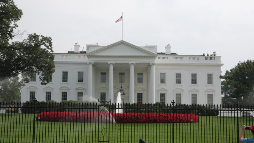 White House Front 2015