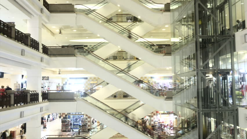Shopping mall timelapse | Shutterstock HD Video #14924110
