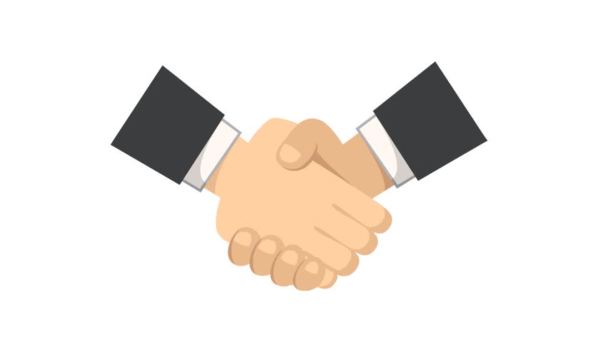 Shake Hands. Stock Footage Video (100% Royalty-free