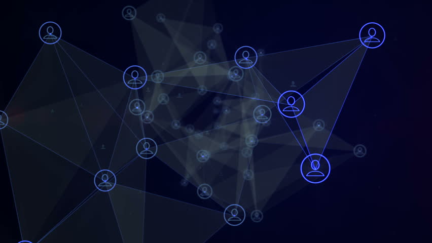 Social Networking Animation | Shutterstock HD Video #15188920