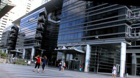 Tel Aviv, Israel - June Stock Footage Video (100% Royalty-free