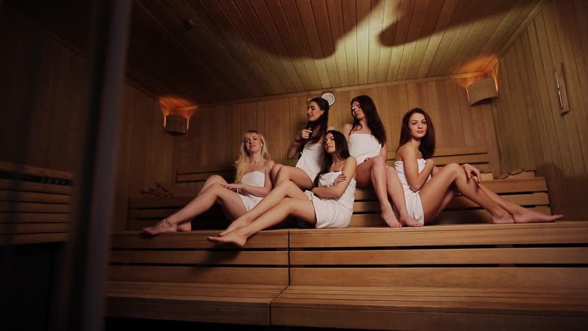 Групповые лесбиянки в бане — photo 10