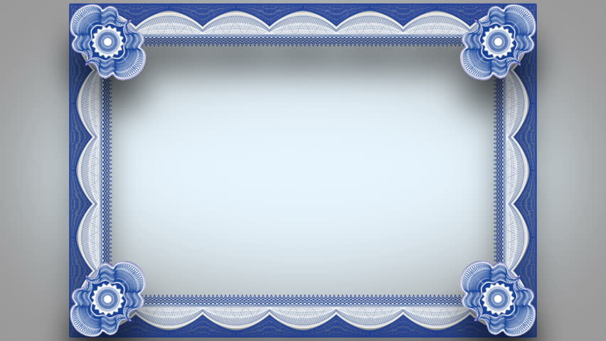 Stock video of awards intro frame background animation blue stock video of awards intro frame background animation blue 15493720 shutterstock voltagebd Image collections