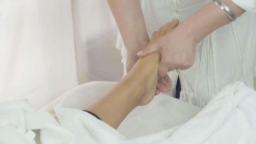Lesbian feet sex