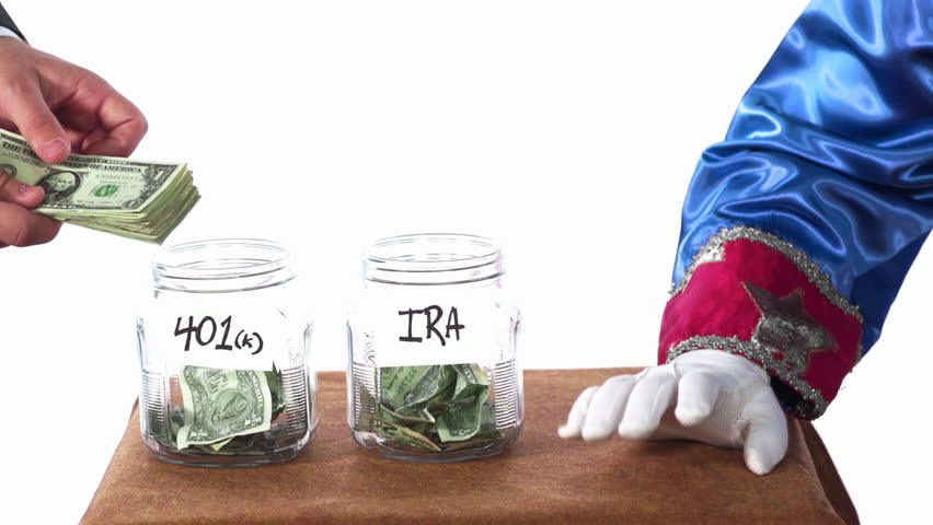 Government waiting to tax retirement