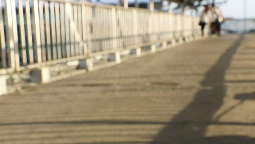 walking on street #16284580