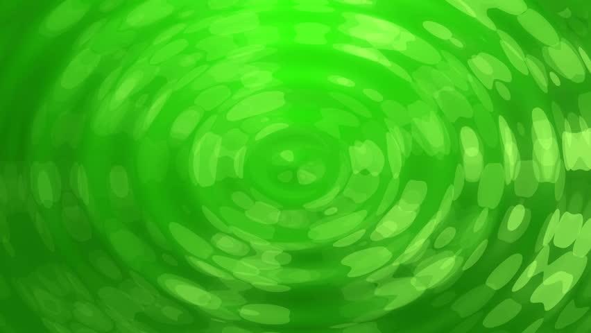 4k Green Bokeh Reflection in Water Ripple Animation Background Seamless Loop. | Shutterstock HD Video #16316653