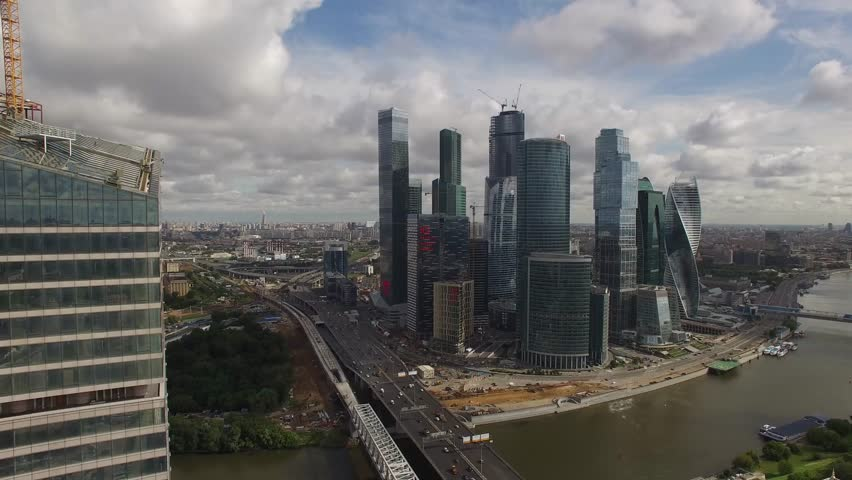 Modern Architecture City moscow region government. modern architecture buildings. moscow