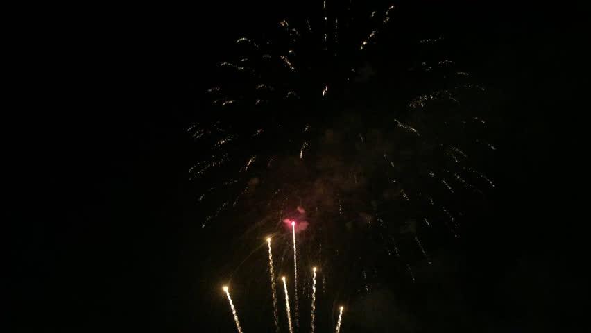 Firework | Shutterstock HD Video #16662100
