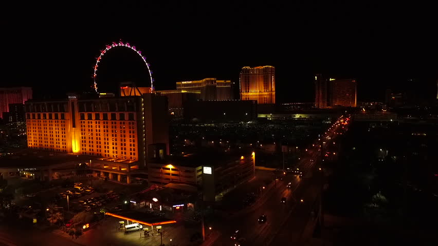 Vegas Drone | Shutterstock HD Video #16879780