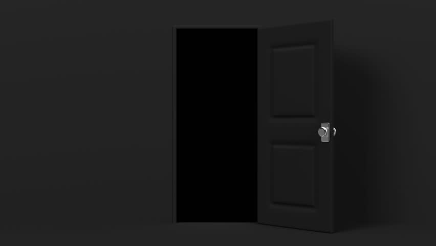 how to open the door in black gulch