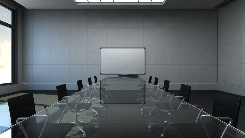 Conference Room Brainstorming Forward Moving Stock