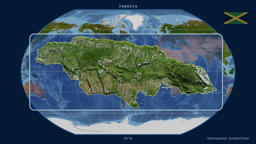 Zoomedin View Of A El Salvador Outline With Perspective Lines