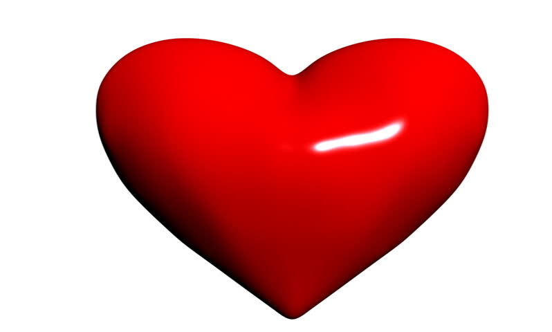 Stock Video Of Footage Of Love Symbol Heart 174100 Shutterstock