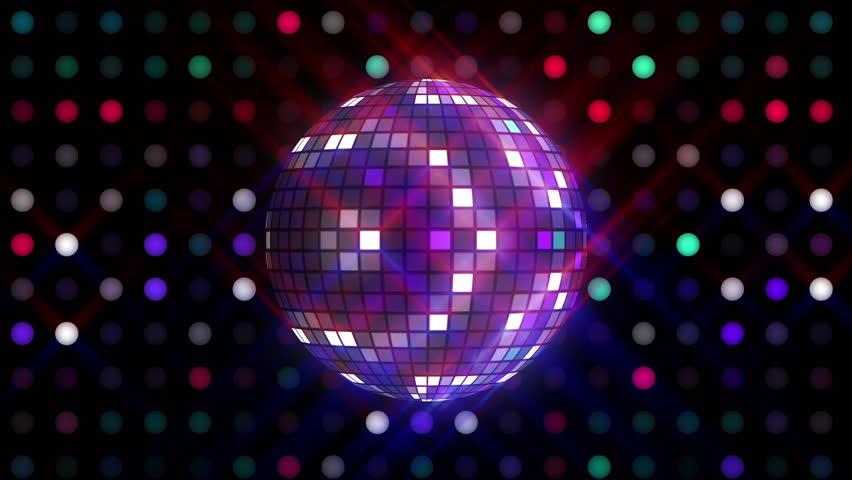 Disco Ball and Leds Animation Stock Footage Video (100% Royalty-free)  17423230 | Shutterstock
